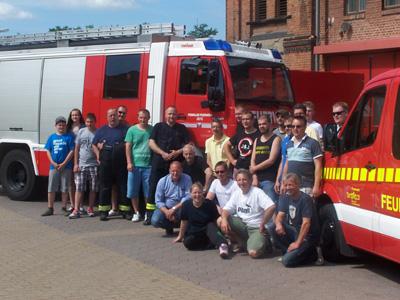 150 Jahre Freiwillige Feuerwehr Zeitz - Ortswehr Stadt