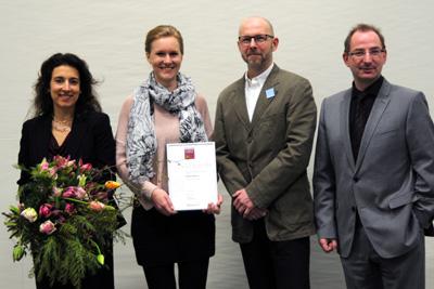Hertie-Preis für Engagement