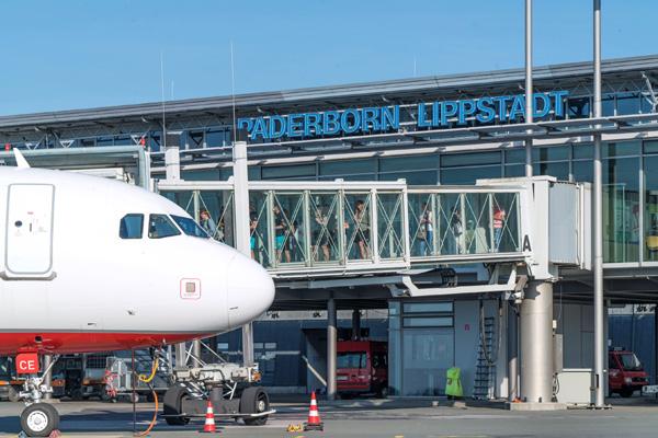 Aufwärtstrend am Paderborn-Lippstadt Airport hält an