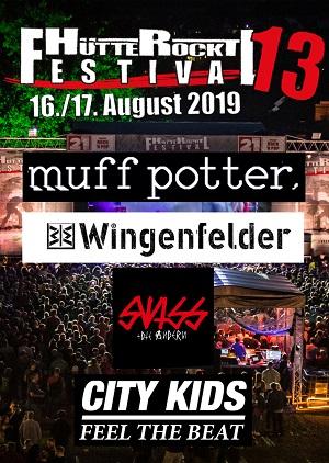 Hütte Rockt Festival 13