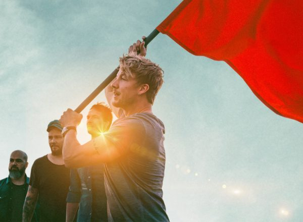 Exklusive Eröffnungsshow von Sunrise Avenue beim Zeltfestival Ruhr