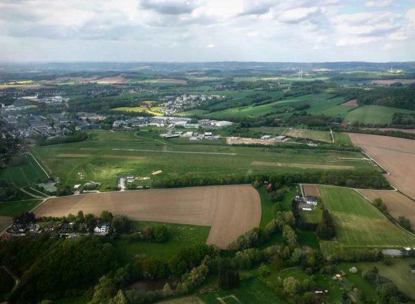 90 Jahre Luftsportverein Detmold