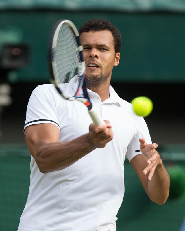 Zweite Turnier-Wild Card für 17-fachen ATP-Titelträger Jo-Wilfried Tsonga aus Frankreich