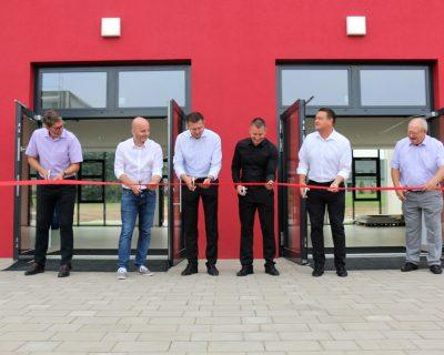August-Hermann-Francke-Grundschule Detmold in Hohenloh eröffnet