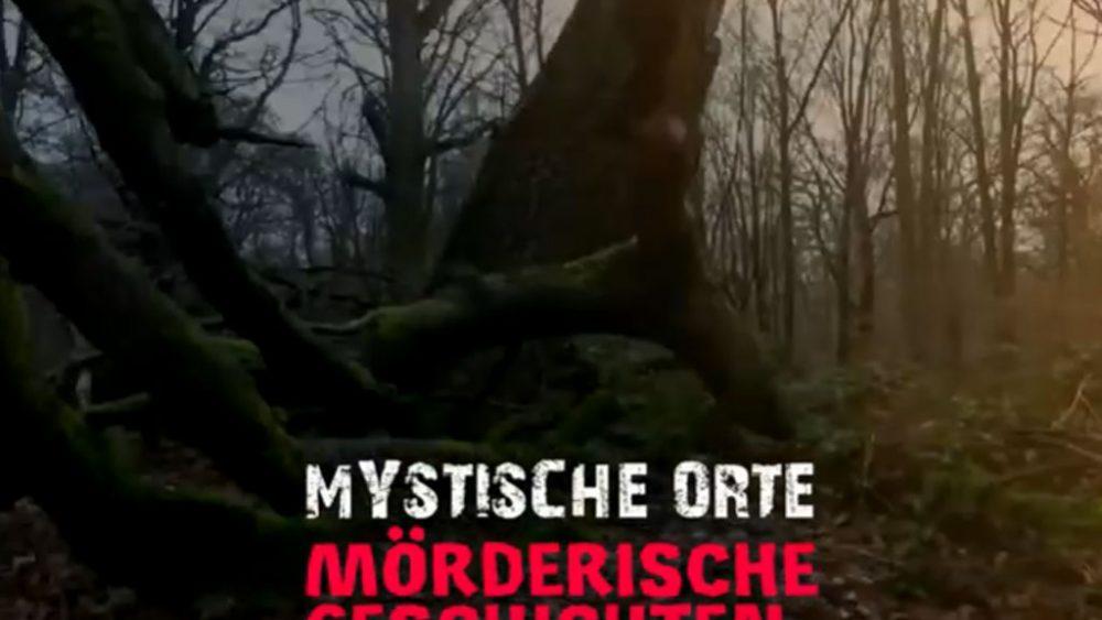 Mystische Orte - Mörderische Geschichten