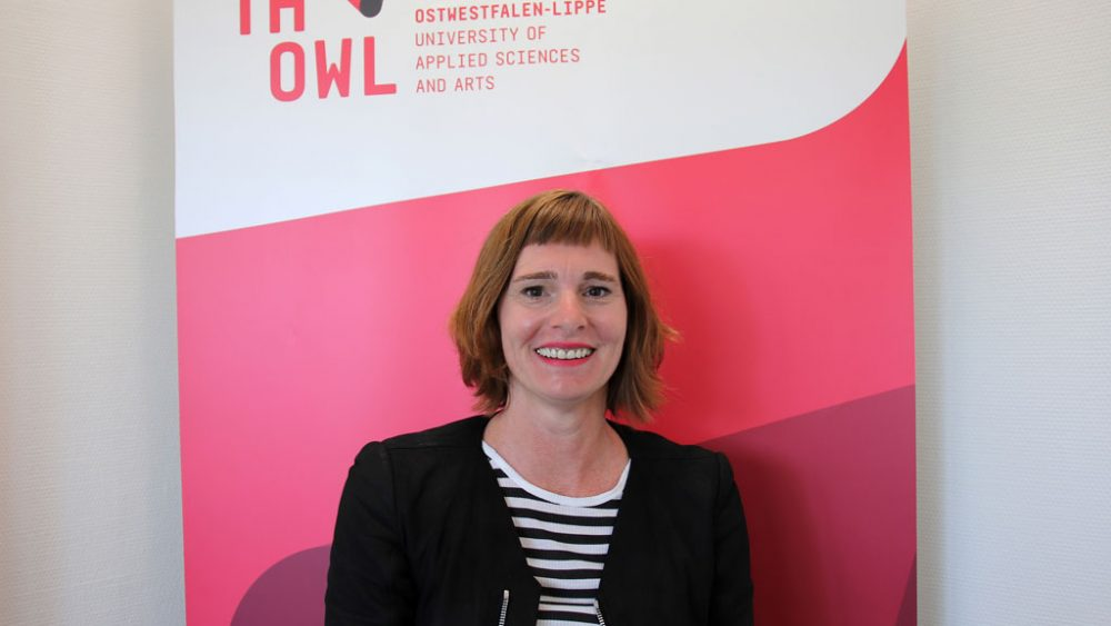 Professorin Anke Stache
