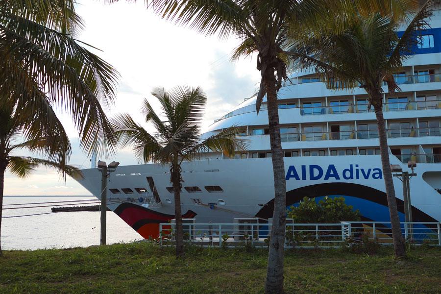 Schiff Aida