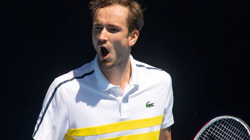 Weltranglisten-Zweiter Daniil Medvedev gibt Startzusage fürs ATP 500-Rasenevent