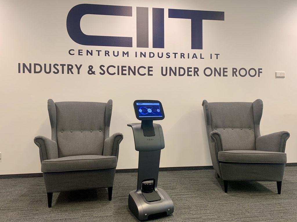 Roboter-Dame CIITA