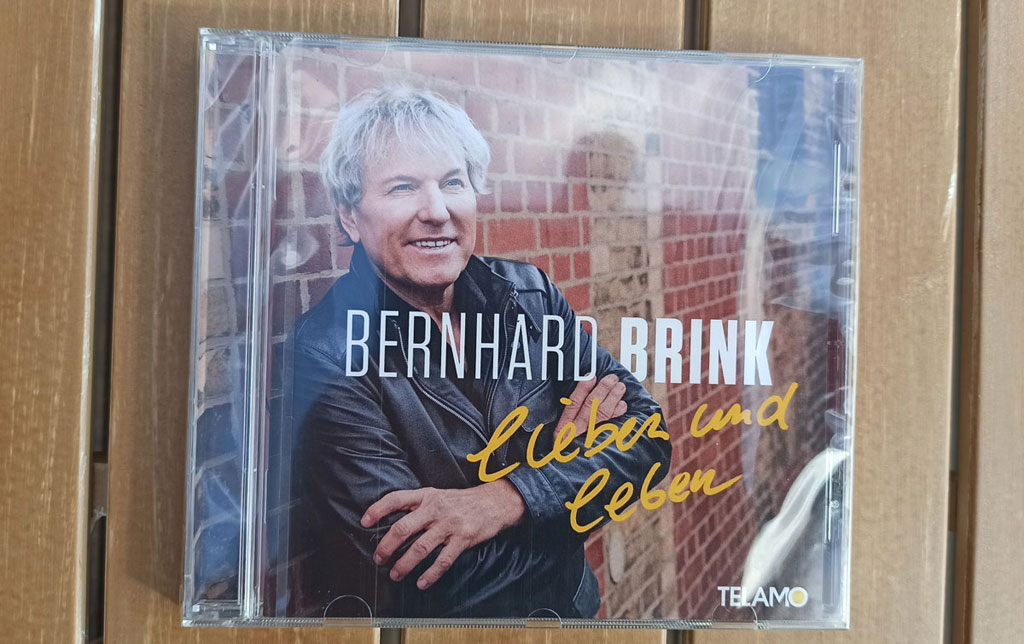 Bernhard Brink CD
