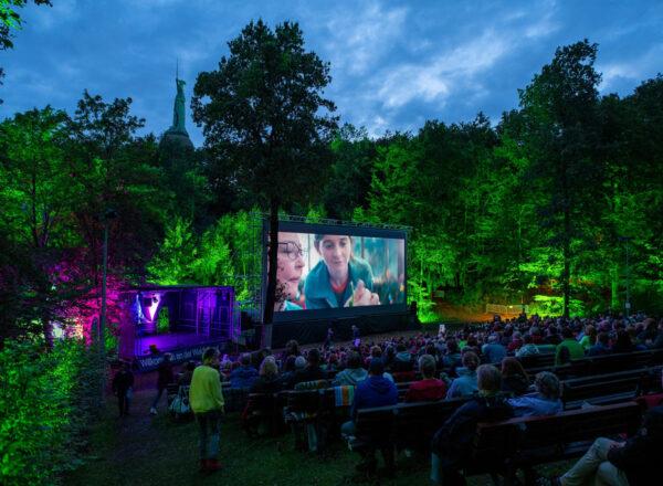 Waldbühne am Hermannsdenkmal – Zahlreiche Veranstaltungen können auf Basis des Hygiene-Konzepts stattfinden
